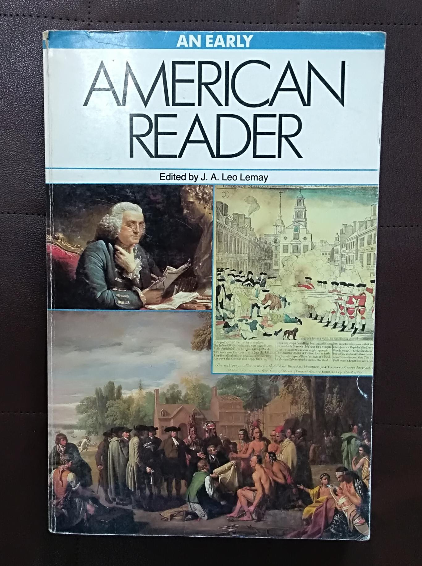 An Early American Reader, J. A. Leo Lemay