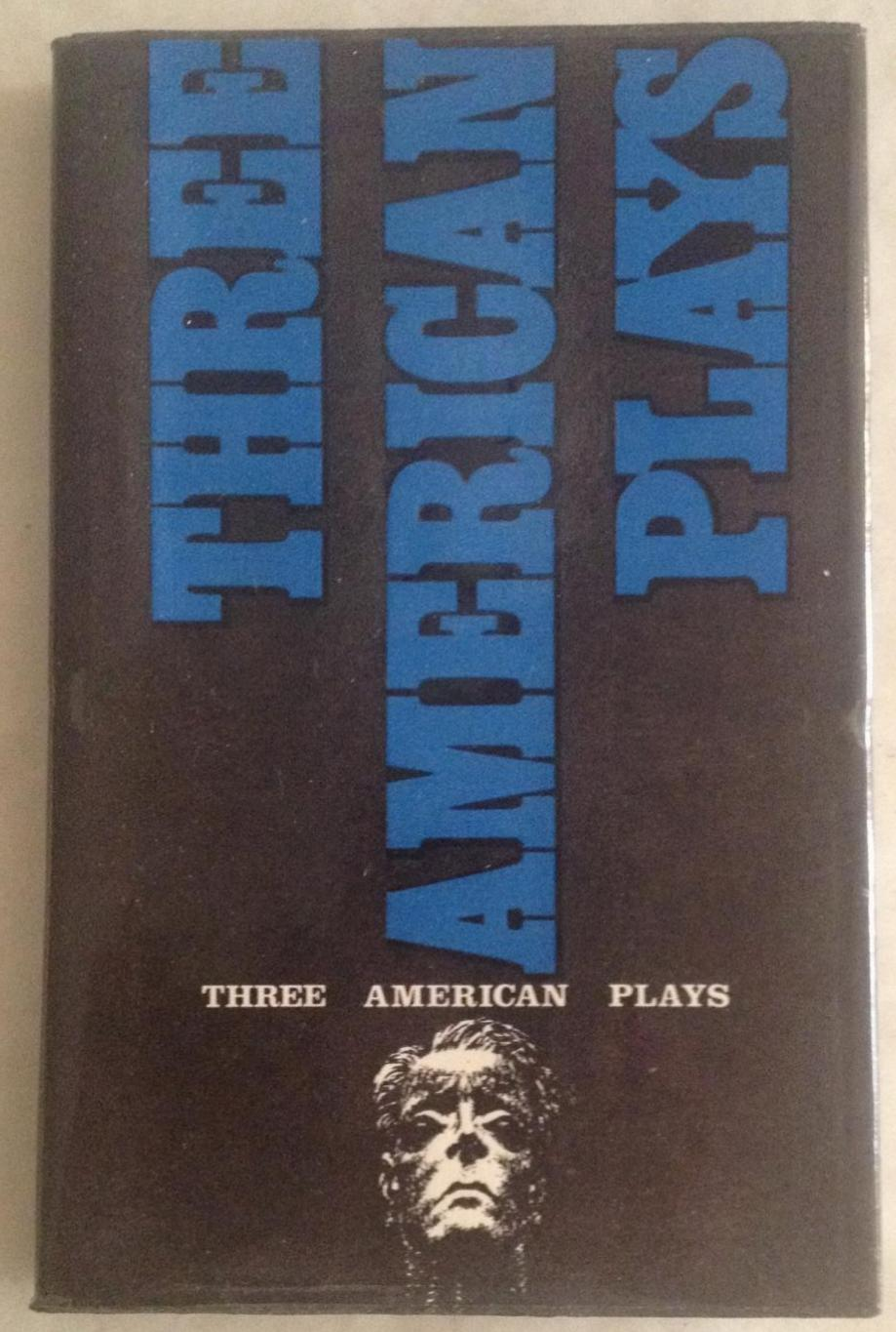 Three American Plays, Eugene O'Neill, Lillian Hellman, Tennessee Williams
