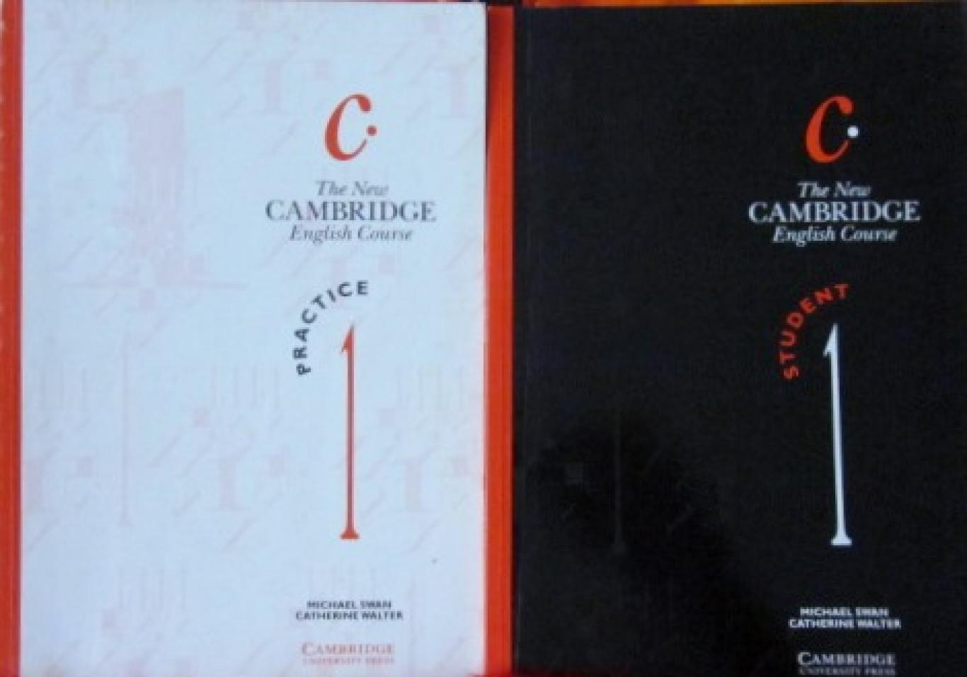 The New Cambridge English Course 1. Student's Book. Practice , Michael Swan, Catherine Walter
