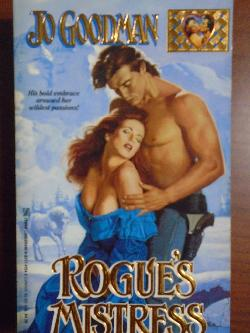 Rоgue's mistress, Jo Goodman