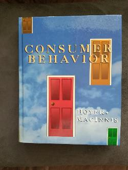 Consumer Behavior, Wayne Hoyer, Deborah Macinnis