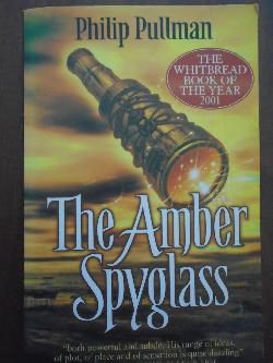 The Amber Spyglass, Philip Pullman