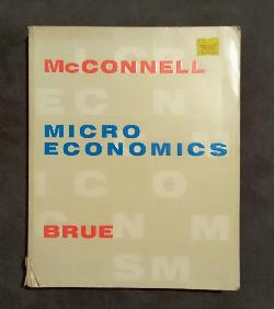 Microeconomics, Campbell McConnell, Stanley Brue