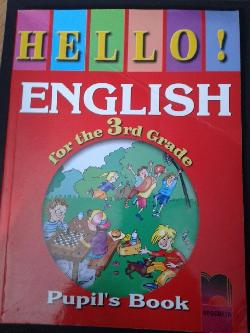Hello English - Pupil's book,