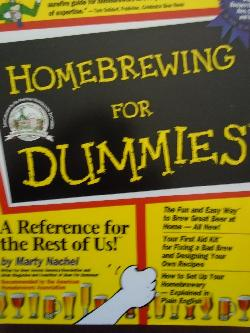 Homebrewing for Dummies,
