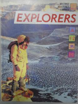 My first reference library: Explorers,