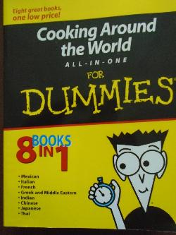 Cooking Around the World All-in-One For Dummies ,