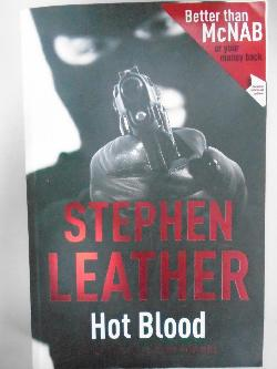 Hot Blood, Stephen Leather