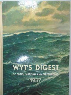 Wyt's digest of Dutch shipping and shipbuilding,