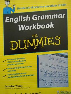 English Grammar Workbook For Dummies,
