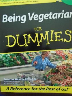Being Vegetarian For Dummies,