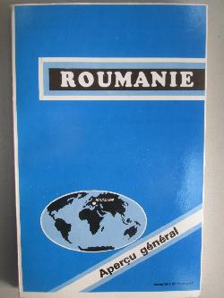 Roumanie. Synthese documentaire, колектив