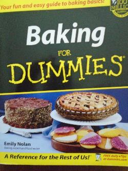 Baking For Dummies,