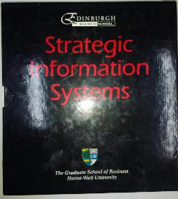 Strategic Information Sistem. A Distance Learning Programe,  Professor  David Targett
