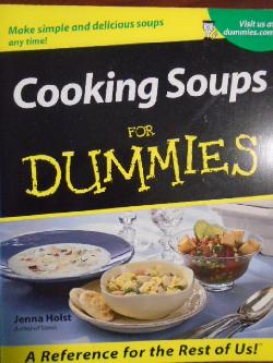 Cooking Soups For Dummies,