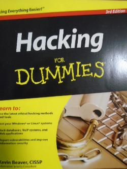 Hacking For Dummies, Kevin Beaver