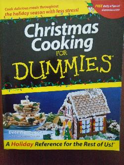Christmas Cooking For Dummies, Dede Wilson