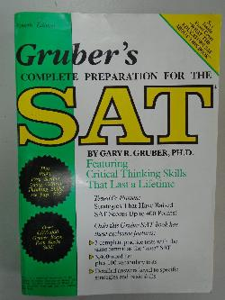 Gruber's Complete Preparation for the SAT,