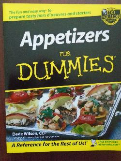 Appetizers For Dummies, Dede Wilson