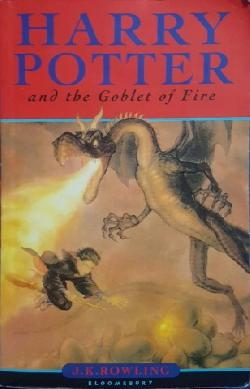 Harry Potter and the Goblet of Fire. Year 4, J. K. Rowling