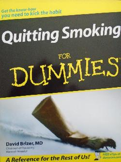 Quitting Smoking For Dummies,