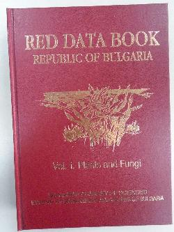 Red Data Book of the Republic of Bulgaria: Volume 1,