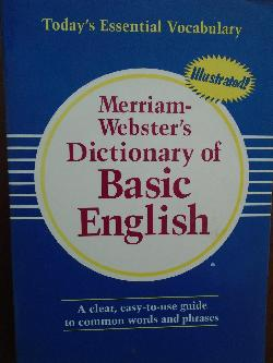 Merriam-Webster's Basic English,
