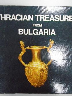 Thracian treasures from Bulgaria,