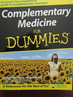 Complementary Medicine For Dummies,