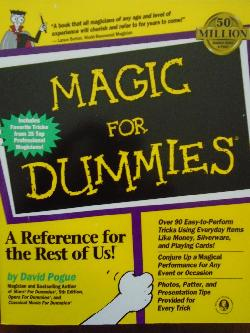 Magic For Dummies,