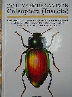 Family-group Names in Coleoptera (Insecta), Сборник
