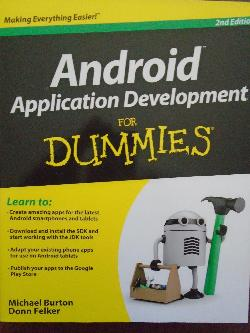Android Application Development For Dummies,