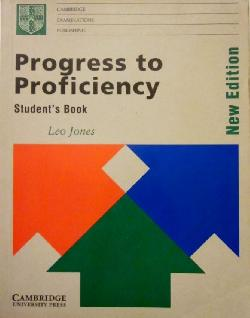 Progress to Proficiency. Student's Book, Leo Jones