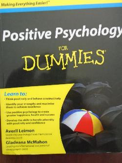 Positive Psychology For Dummies,