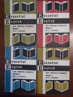 Essential English for Foreign Students. Book 1-4, C. E. Eckersley