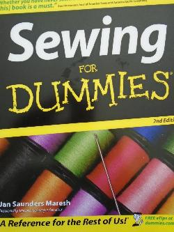 Sewing For Dummies,