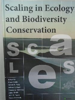 Scaling in Ecology and Biodiversity Conservation, Колектив