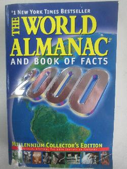 The world almanac and book of facts 2000 , колектив
