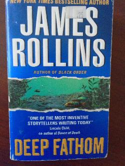 Deep Fathom, James Rollins