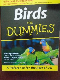 Birds For Dummies, Gina Spadafori