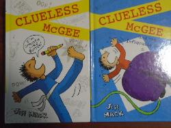 Clueless McGee and the Inflatable Pants: Book 1-2, Jeff Mack