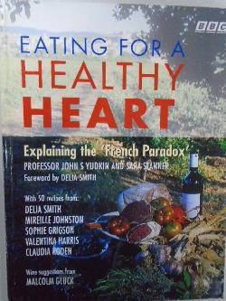 Eating for a healthy heart,