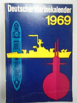 Deutscher Marinekalender 1969,