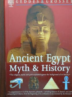 Ancient Egypt Myth & History, Geddes and Grosset
