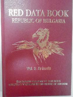 Red Data Book of the Republic of Bulgaria: Volume 2,