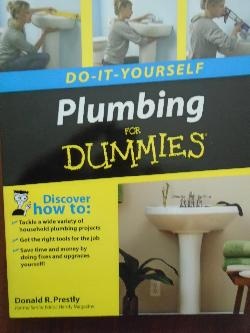 Plumbing Do-It-Yourself For Dummies,