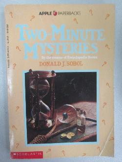 Two-Minute Mysteries, Donald J. Sobol