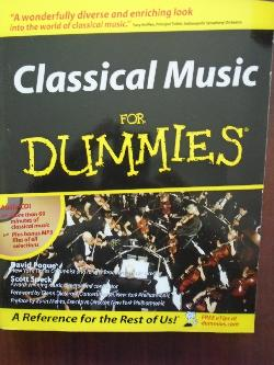 Classical Music For Dummies + CD,