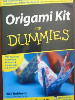 Origami Kit For Dummies,