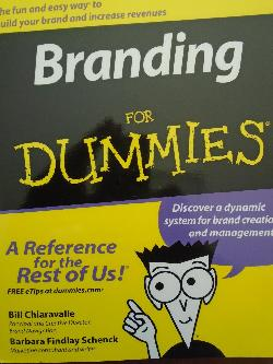Branding for Dummies, Bill Chiaravalle